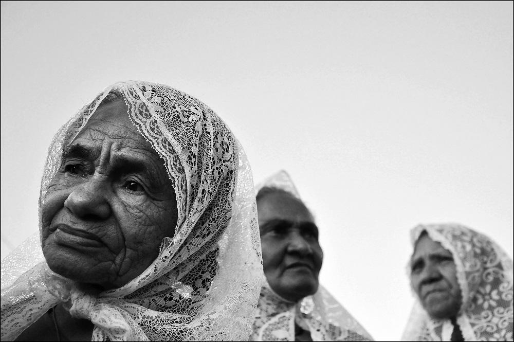 Segundo premio AUAS 2015- Marcelo Eduardo Leite- Senhoras devotas de Padre Cícero - Juazeiro do Norte, Ceará
