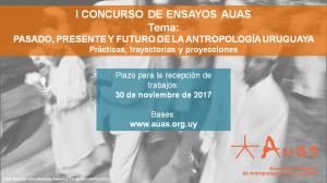 Afiche I Concurso Ensayos