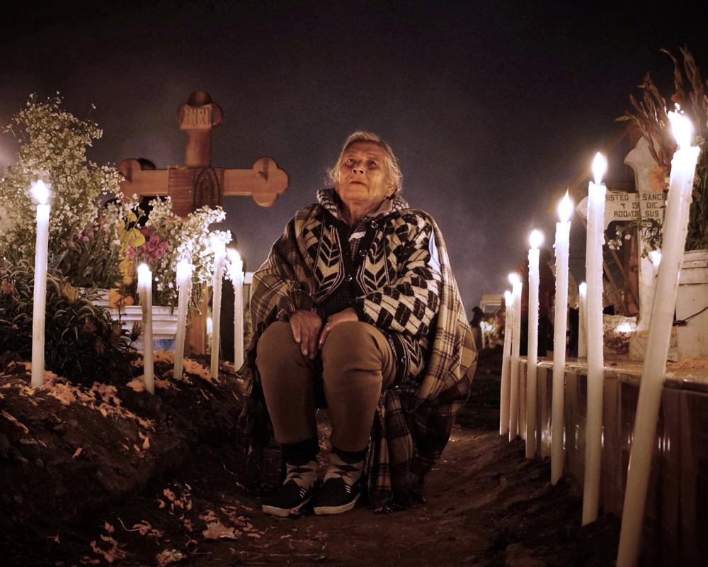 MENCIÓN: Fernando Oscar Martín-Día de muertos