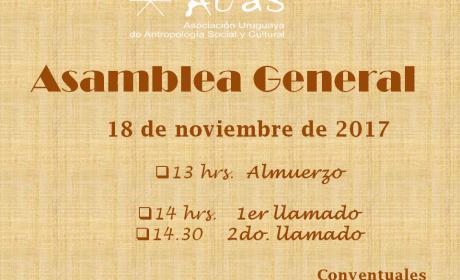 Asamblea General17